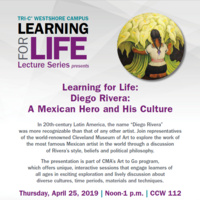 Learning for Life: Diego Rivera: A Mexican Hero and His Culture
