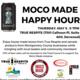 MoCo Made Happy Hour at True Respite