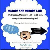 Majors and Minors Fair
