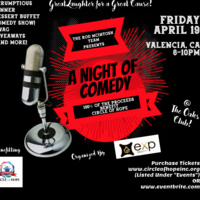 A Night of Comedy - Circle of Hope Fundraiser