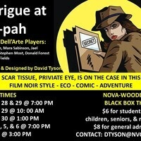 Intrigue at Ah-pah Theater Production