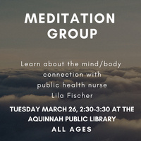 Mindfulness Meditation Workshop