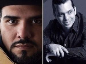 Jorge Glem, Venezuelan cuatro & Cesar Orozco, piano