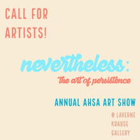 Art History Student Association Annual Art Show: Call for