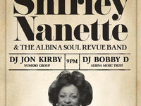 Shirley Nanette & The Albina Soul Revue Band: Never Coming Back