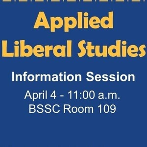 Applied Liberal Studies Information Session