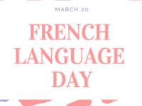 French Language Day: A Celebration