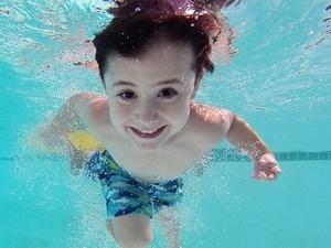 Briscoe Park Pool Party