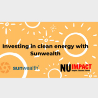 Investing in Clean Energy with Sunwealth