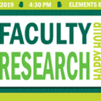Faculty Research Happy Hour