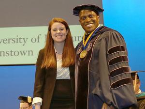 Pitt-Johnstown Academic Convocation