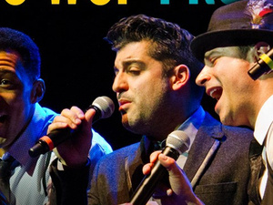 Pitt-Johnstown's PPAC: Doo Wop Project