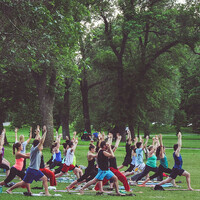 Earth-centered Yoga