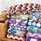 Fleece Blanket Making for Cayuga Medical Center