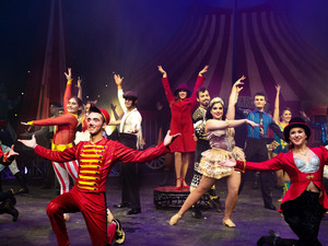 Circus Vargas Presents 'The Greatest of Ease'