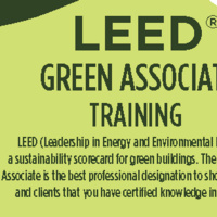 LEED Green Associate (GA) Training