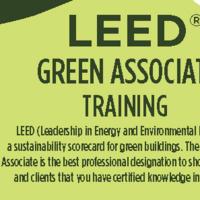 LEED Green Associate (GA) Training