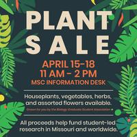 BGSA Plant Sale