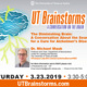 Department of Neuroscience presents: UT Brainstorms