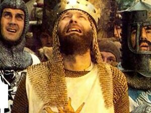 Reel Eats: Monty Python and the Holy Grail