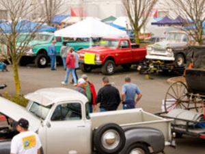 55th Annual Portland Auto Swap Meet