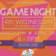 Game Night at Hodges Library