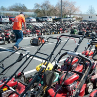 Annual Community Push Lawn Mower Tune-Up