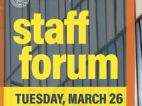 HR Staff Forum