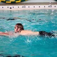 Open Recreation Swimming (Cruisin' the Campus)