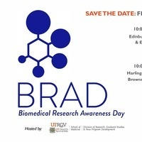 Biomedical Research Awareness Day hosted by UTRGV School of Medicine and Division of Research, Graduate Studies & New Program Development