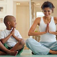 Mini & Me Yoga