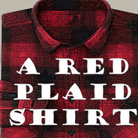 A Red Plaid Shirt