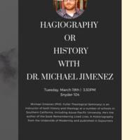 401 Presents: Michael Jimenez