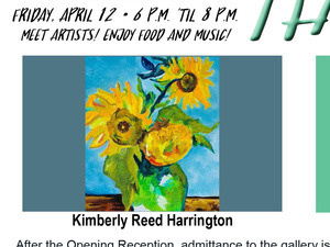 Three Fold Art Exhibit - Opening Reception