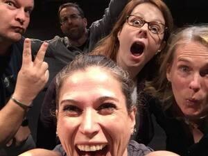 Awkward Selfies Improv Show