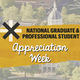 National Graduate & Professional Student Appreciation Week