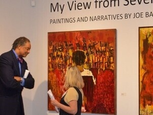 Artist Talk with Joe Barry Carroll