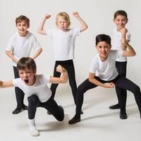 Olympic Ballet School - BOYS I (Ages 6 - 10)