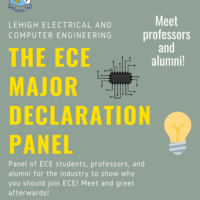 Pre-Major Declaration Panel & Meet n' Greet for Engineering Freshmen | Electrical and Computer Engineering