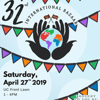 International Bazaar Registration | International Affairs
