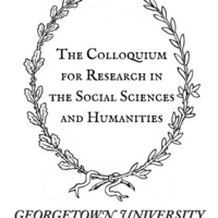 The Colloquium for Research in the Social Sciences and Humanities