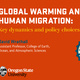 Science Pub: Global Warming and Human Migration