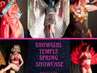 ShowGirl Temple Spring Showcase