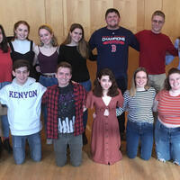 Kenyon's Opera and Music Theater Spring Performance