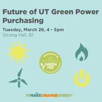 Future of UT Green Power Purchasing