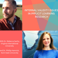 Internal validity issues in implicit learning research