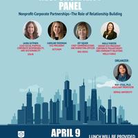 Corporate Social Responsibility Panel: Nonprofit-Corporate Partnerships