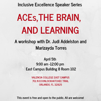 ACEs, the Brain, and Learning Workshop