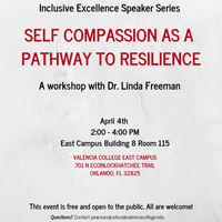 Self Compassion as a Pathway to Resilience Workshop