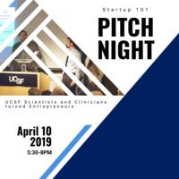 Startup 101: Pitch Night